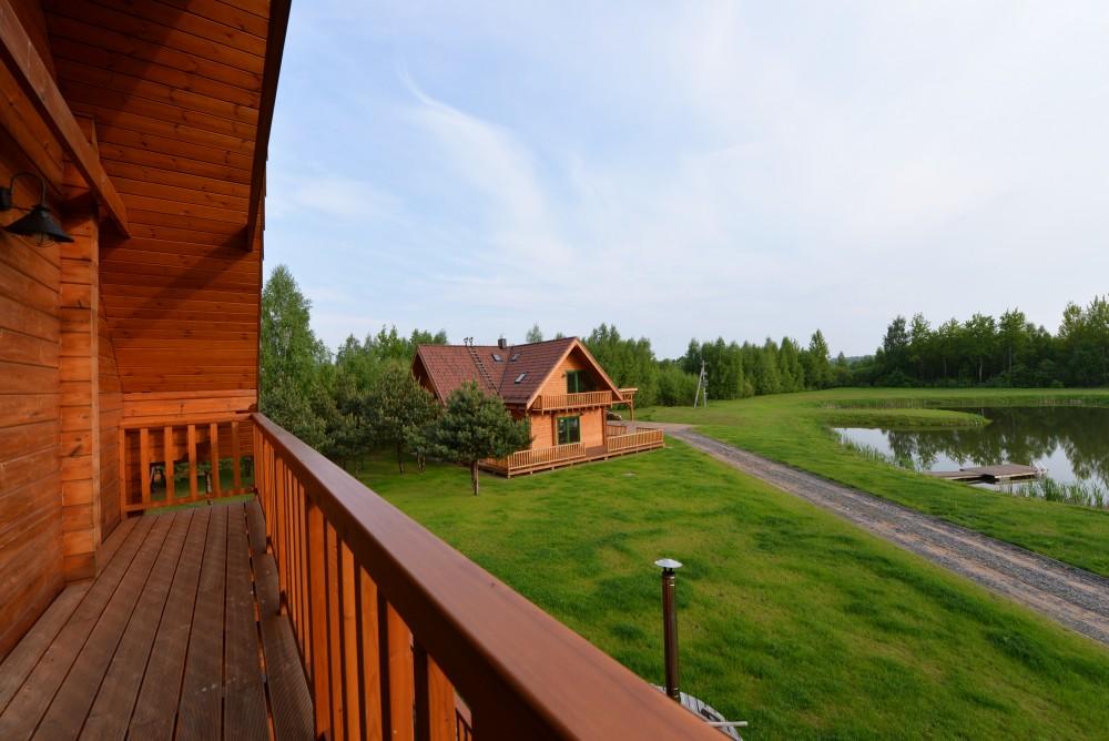 Vaizdas is balkono
